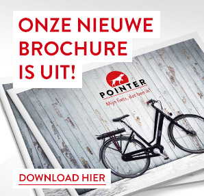 Pointer Rijwielen brochure
